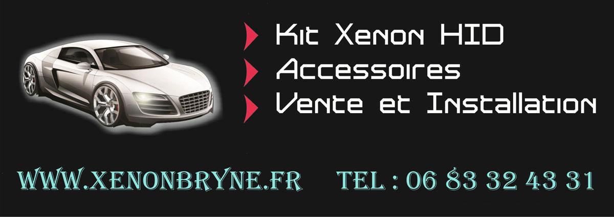 Vente et installation de Kit Xenon HID et Xenon d