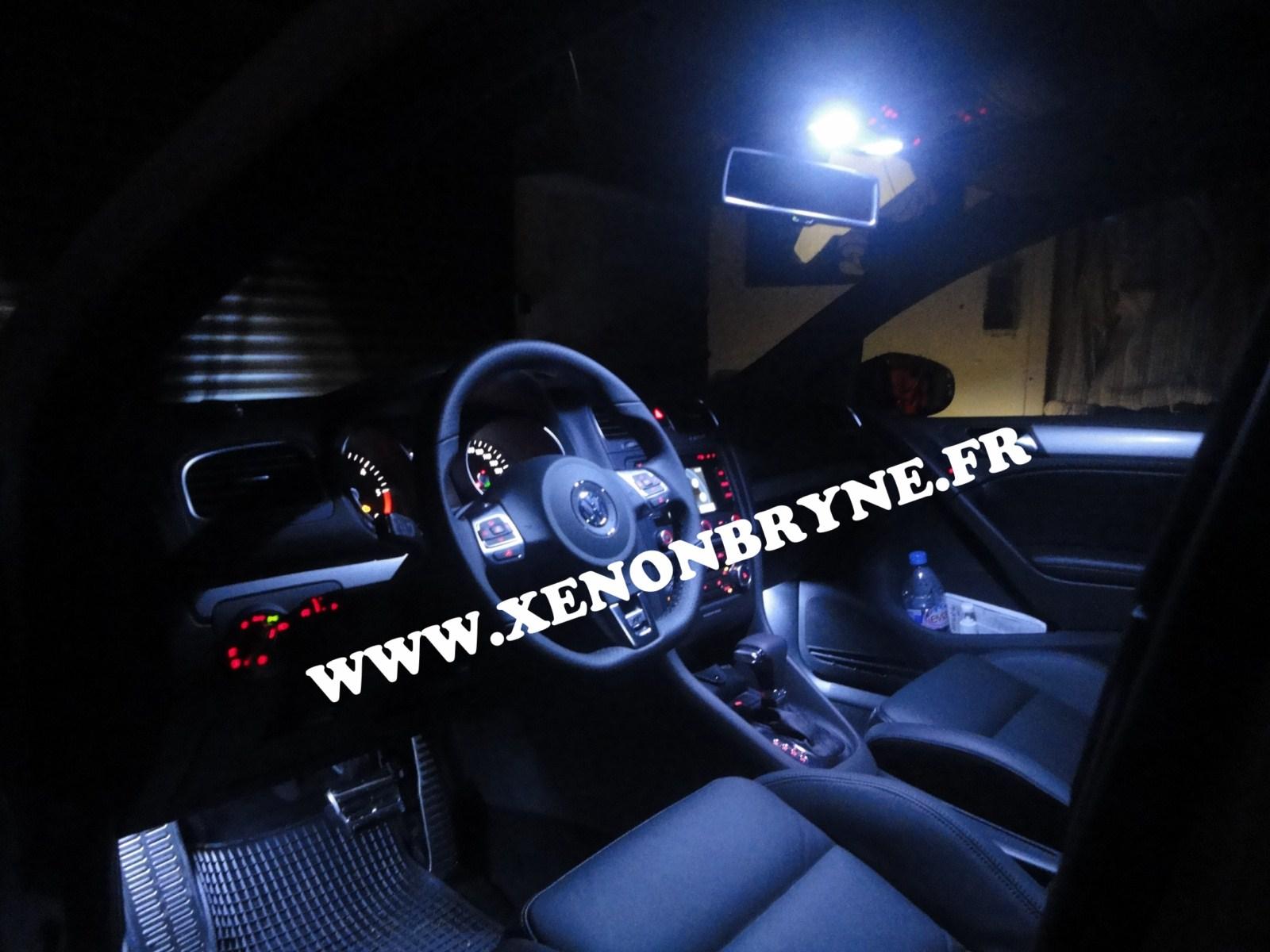 Accessoires xenon interieur exterieure